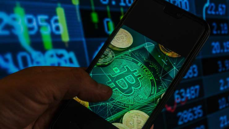 Anh cảnh báo nguy cơ rửa tiền trên thị trường tiền điện tử - Ảnh 1.