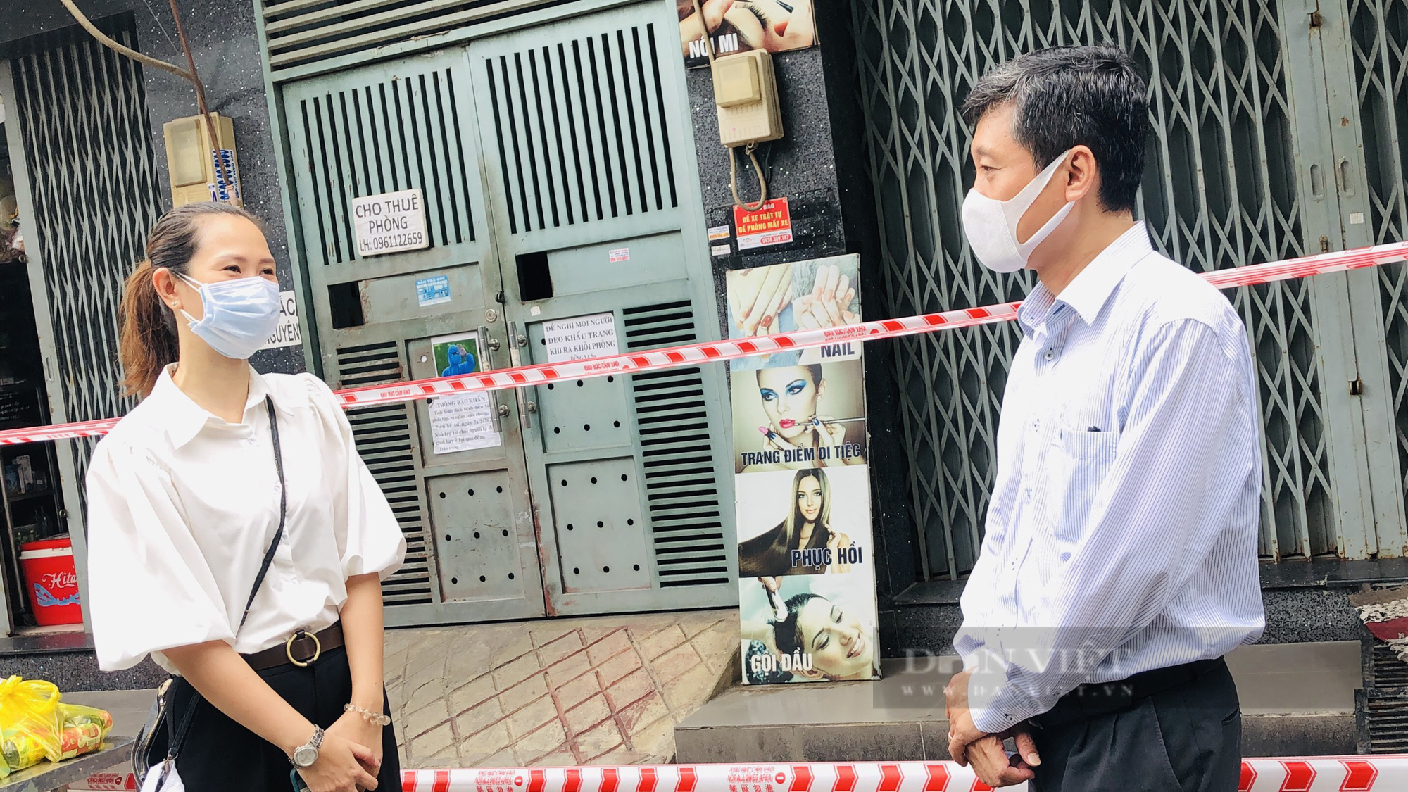 Báo Nông thôn Ngày nay/Điện tử Dân Việt tiếp sức mùa dịch cho người dân tại TP.HCM - Ảnh 4.