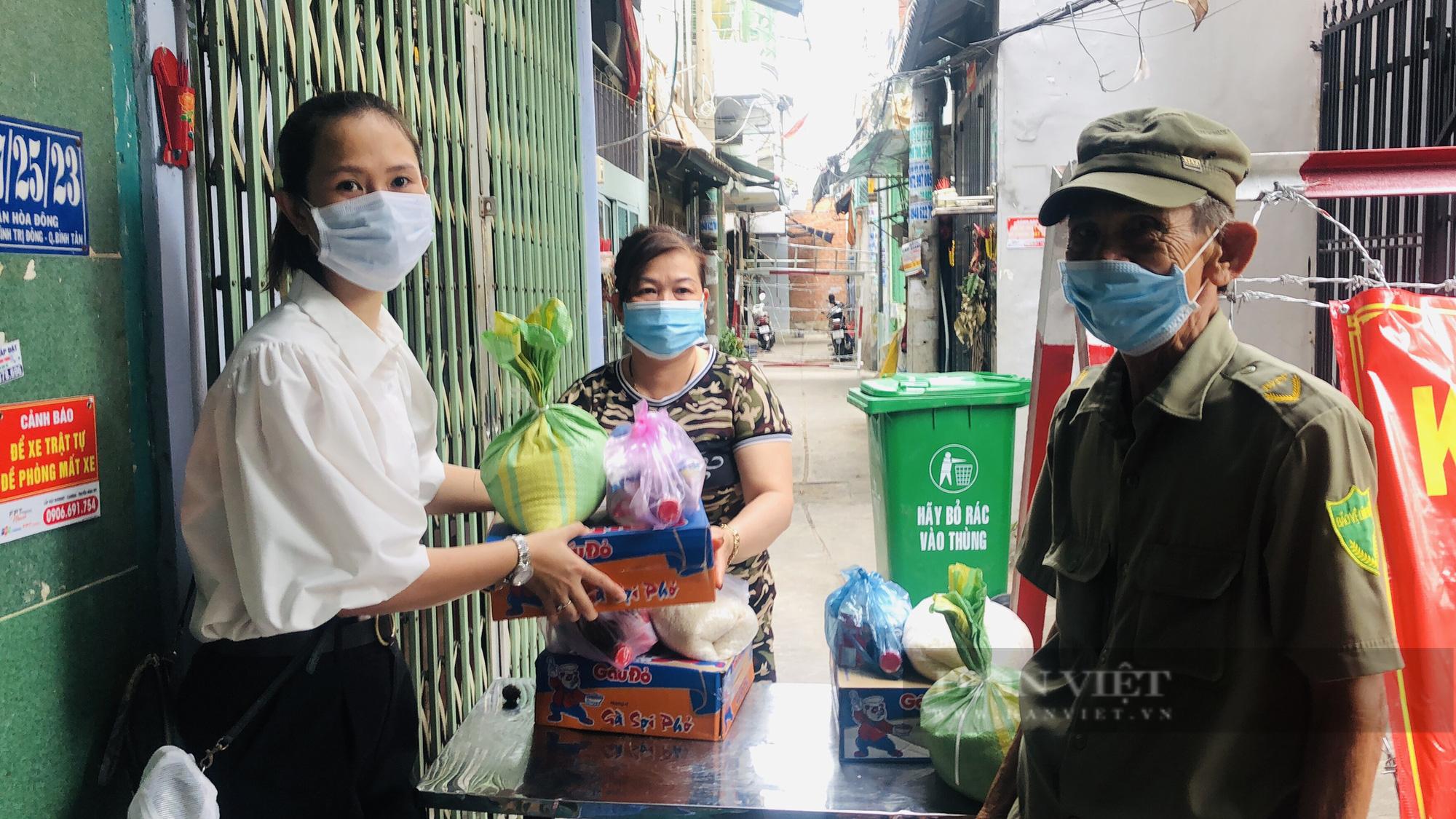 Báo Nông thôn Ngày nay/Điện tử Dân Việt tiếp sức mùa dịch cho người dân tại TP.HCM - Ảnh 5.