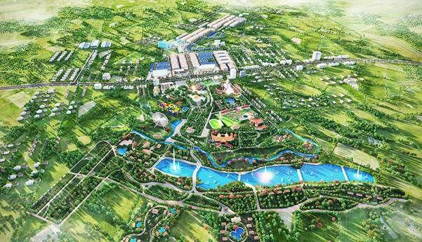 """Felicia City Bình Phước: Pháp lý hoàn thiện gắn với tiêu chuẩn """"sống xanh"""" - Ảnh 1."""
