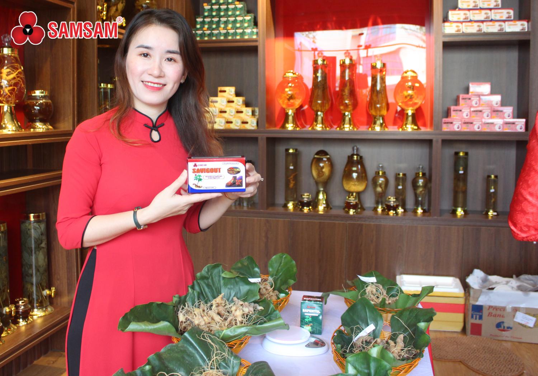 Quảng Nam: Đưa cây sâm hàng đầu Việt Nam giúp người dân mỗi năm thu nhập 3.000 - 4.000 USD - Ảnh 6.