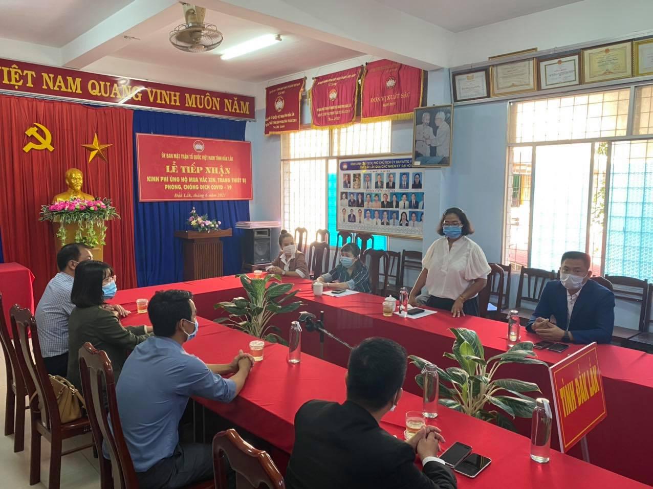 Công ty Thuỷ điện Buôn Kuốp chung tay phòng chống dịch Covid-19 - Ảnh 2.