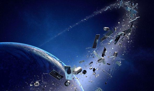 """""""Rác không gian"""" gây ra mối đe dọa cho ISS và các tàu vũ trụ - Ảnh 2."""