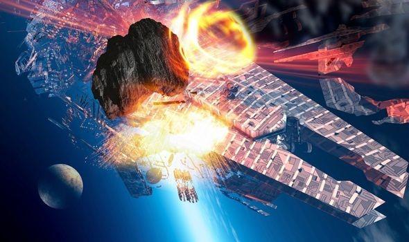 """""""Rác không gian"""" gây ra mối đe dọa cho ISS và các tàu vũ trụ - Ảnh 4."""