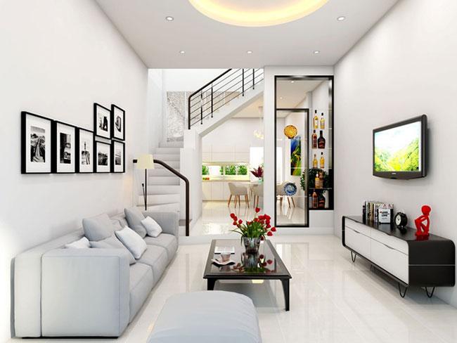 Thiết kế cầu thang hợp phong thủy, phúc lộc đến nhà, gia đình quanh năm sung túc - Ảnh 2.
