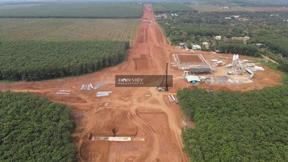 Đồng Nai: Gấp rút thực hiện thủ tục cấp phép khai thác các mỏ đất phục vụ cao tốc Phan Thiết - Dầu Giây - Ảnh 4.