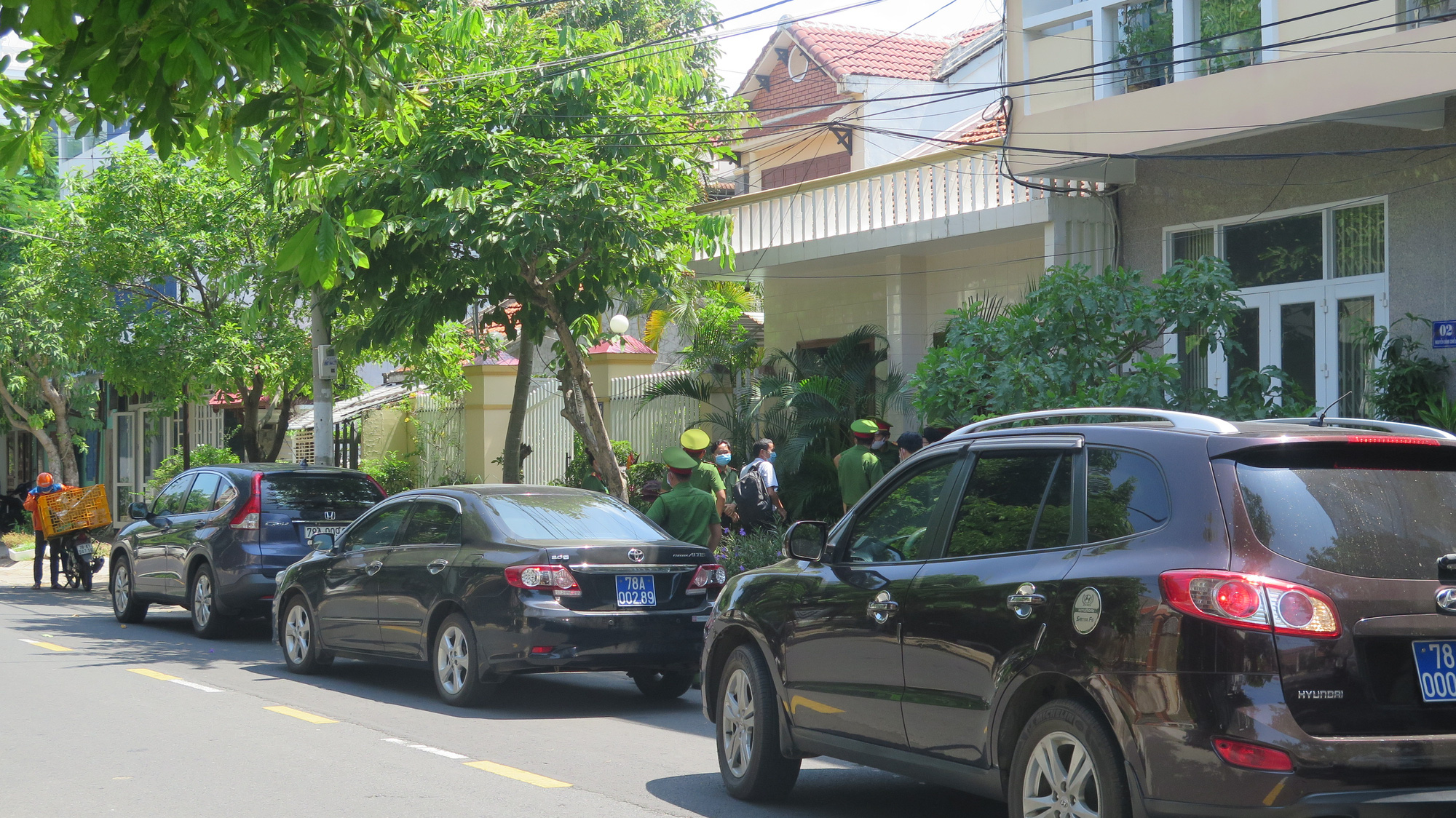 Khởi tố, bắt giam nguyên Phó Chủ tịch Thường trực UBND tỉnh Phú Yên Nguyễn Chí Hiến  - Ảnh 1.