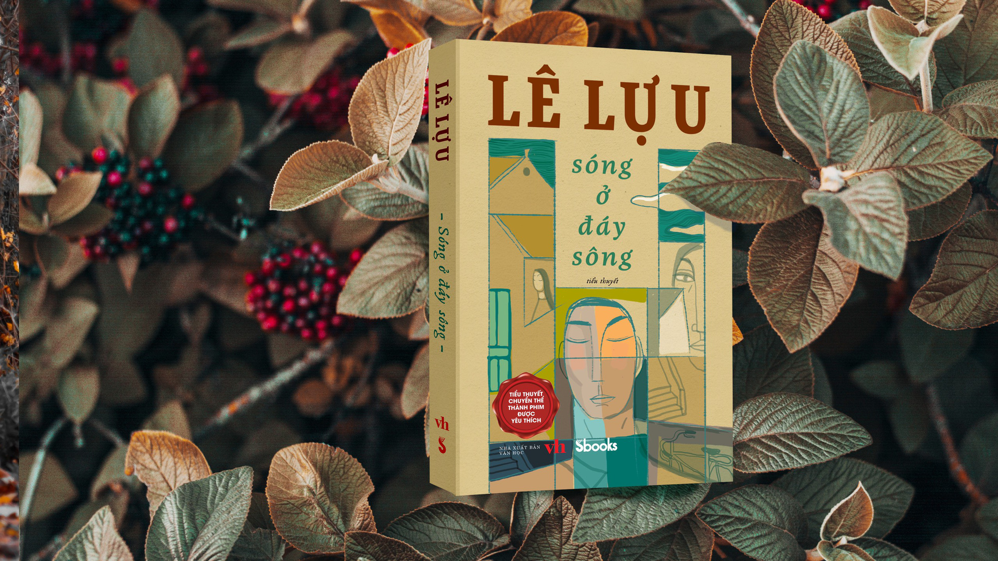 """Tái bản tiểu thuyết nổi tiếng """"Thời xa vắng"""" và """"Sóng ở đáy sông"""" của Lê Lựu - Ảnh 1."""