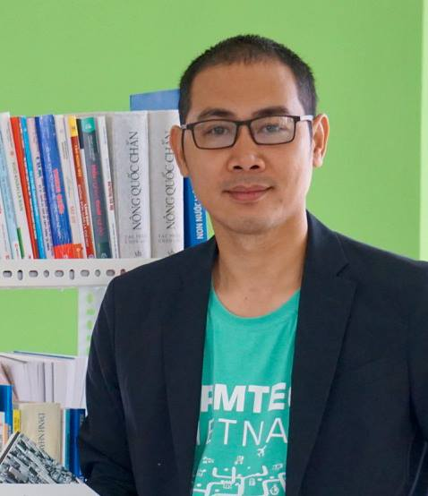 Hành trình tạo ra mạng xã hội nhà nông tích hợp IoT đầu tiên của Việt Nam - Ảnh 1.