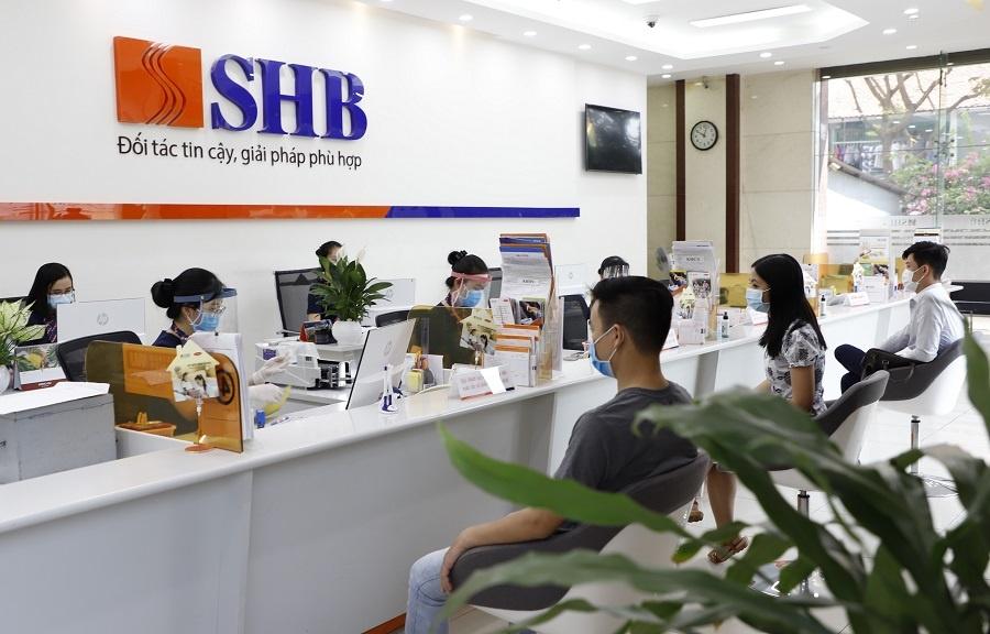 SHB không giới hạn hạn mức giao dịch và miễn phí chuyển tiền ủng hộQuỹ vắc xin phòng, chống COVID 19 - Ảnh 1.