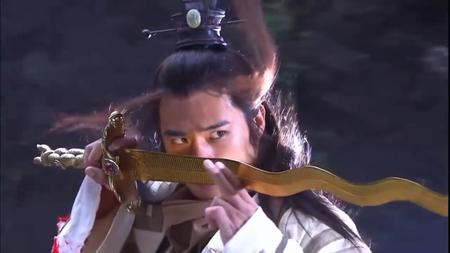 Kiếm hiệp Kim Dung: Những binh khí uy chấn võ lâm khiến bao người thèm khát - Ảnh 1.