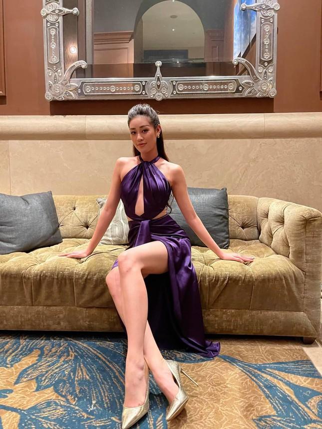 Hồ Ngọc Hà táo bạo diện váy xẻ sâu, Quỳnh Nga dẫn đầu top sao mặc đẹp tuần qua - Ảnh 9.