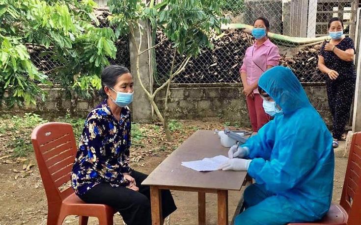 Sơn La: Chấm dứt hoạt động cách ly ở vùng xuất hiện ca dương tính SARS-CoV-2