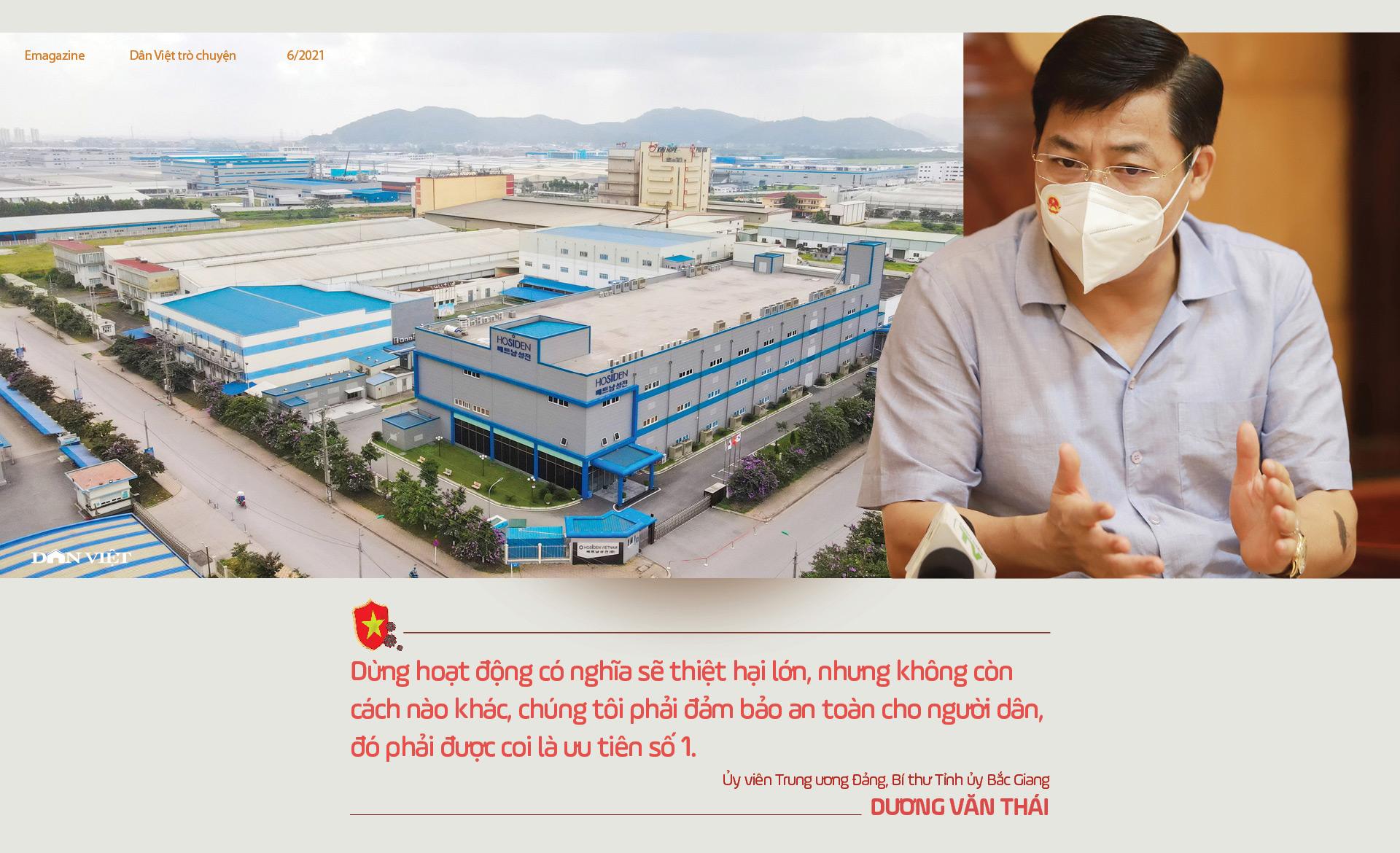 Ủy viên Trung ương Đảng, Bí thư Tỉnh ủy Bắc Giang Dương Văn Thái: Mùa vải nóng sẽ…ngọt ngào! - Ảnh 14.