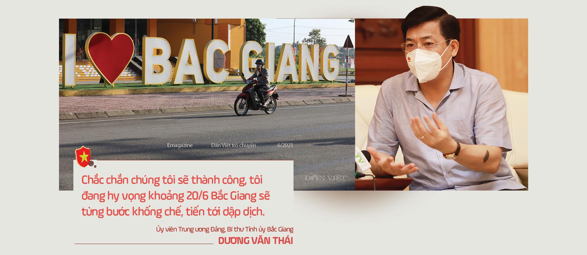 Ủy viên Trung ương Đảng, Bí thư Tỉnh ủy Bắc Giang Dương Văn Thái: Mùa vải nóng sẽ…ngọt ngào! - Ảnh 18.