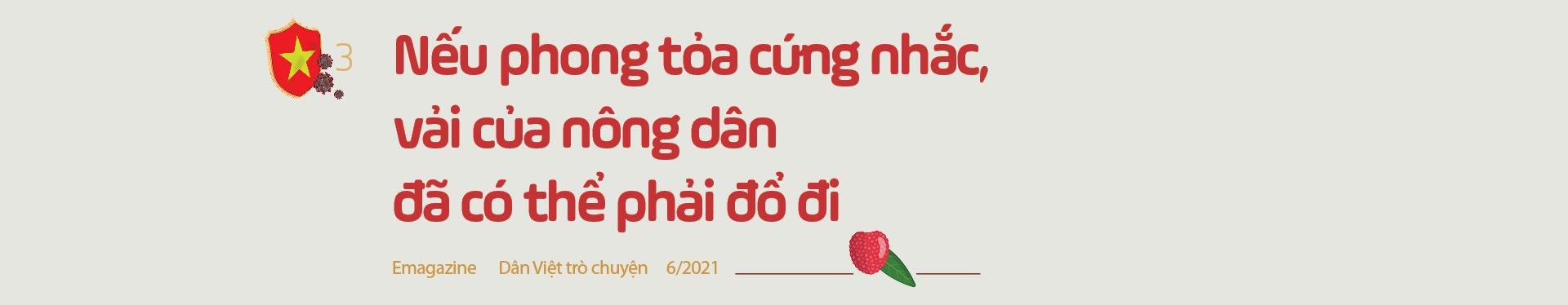 Ủy viên Trung ương Đảng, Bí thư Tỉnh ủy Bắc Giang Dương Văn Thái: Mùa vải nóng sẽ…ngọt ngào! - Ảnh 17.