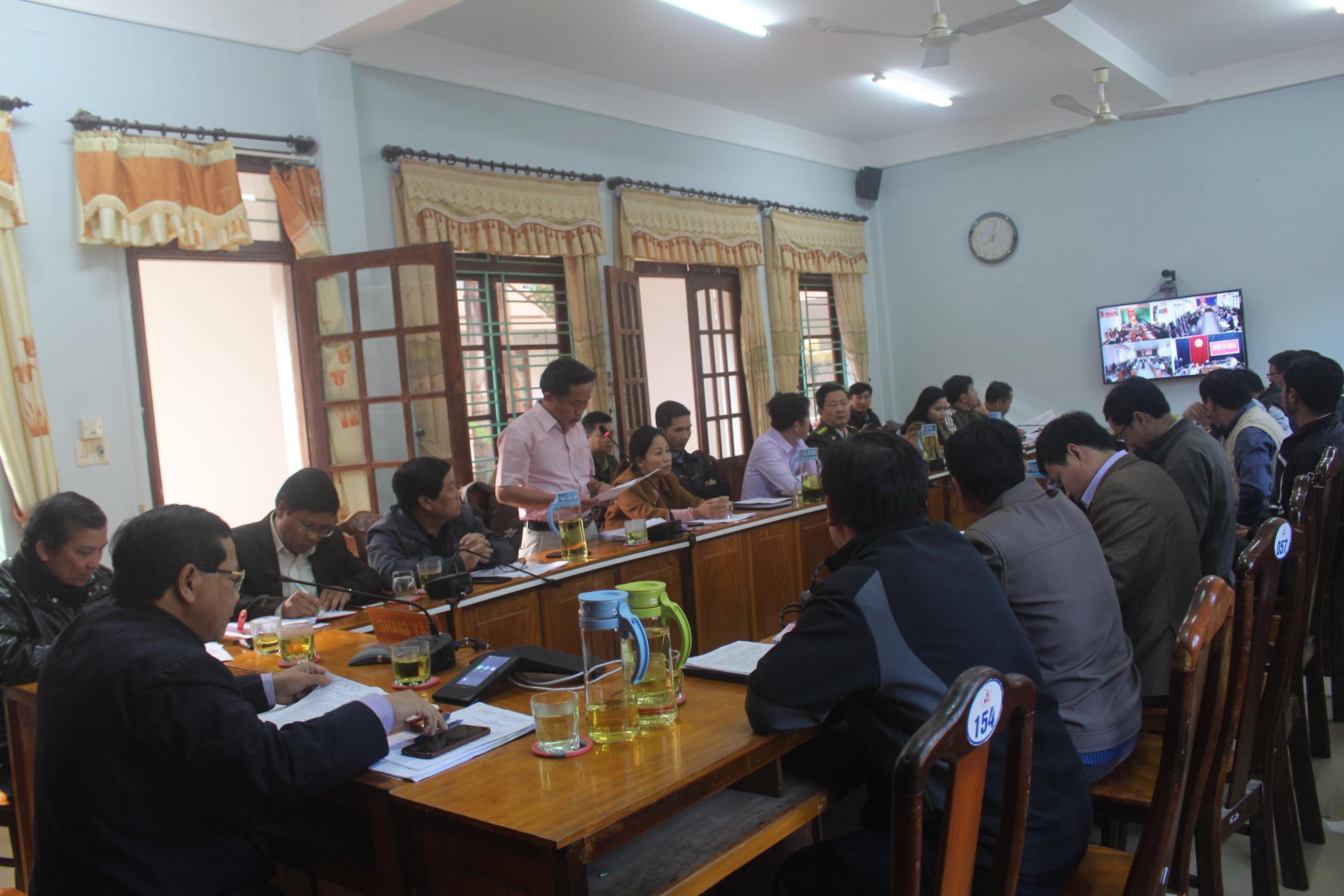 Quảng Nam: Các huyện miền núi gặp khó khăn trong việc xây dựng chính quyền điện tử - Ảnh 1.