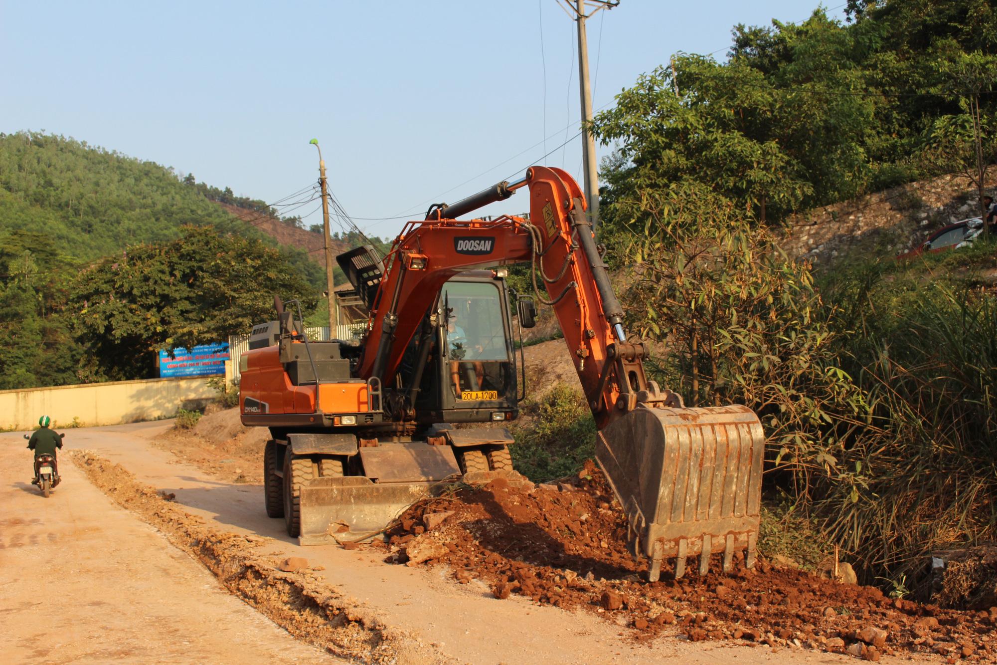 Thái Nguyên đầu tư trên 60 tỷ đồng nâng cấp tuyến đường Tân Cương – Phúc Thuận - Ảnh 1.