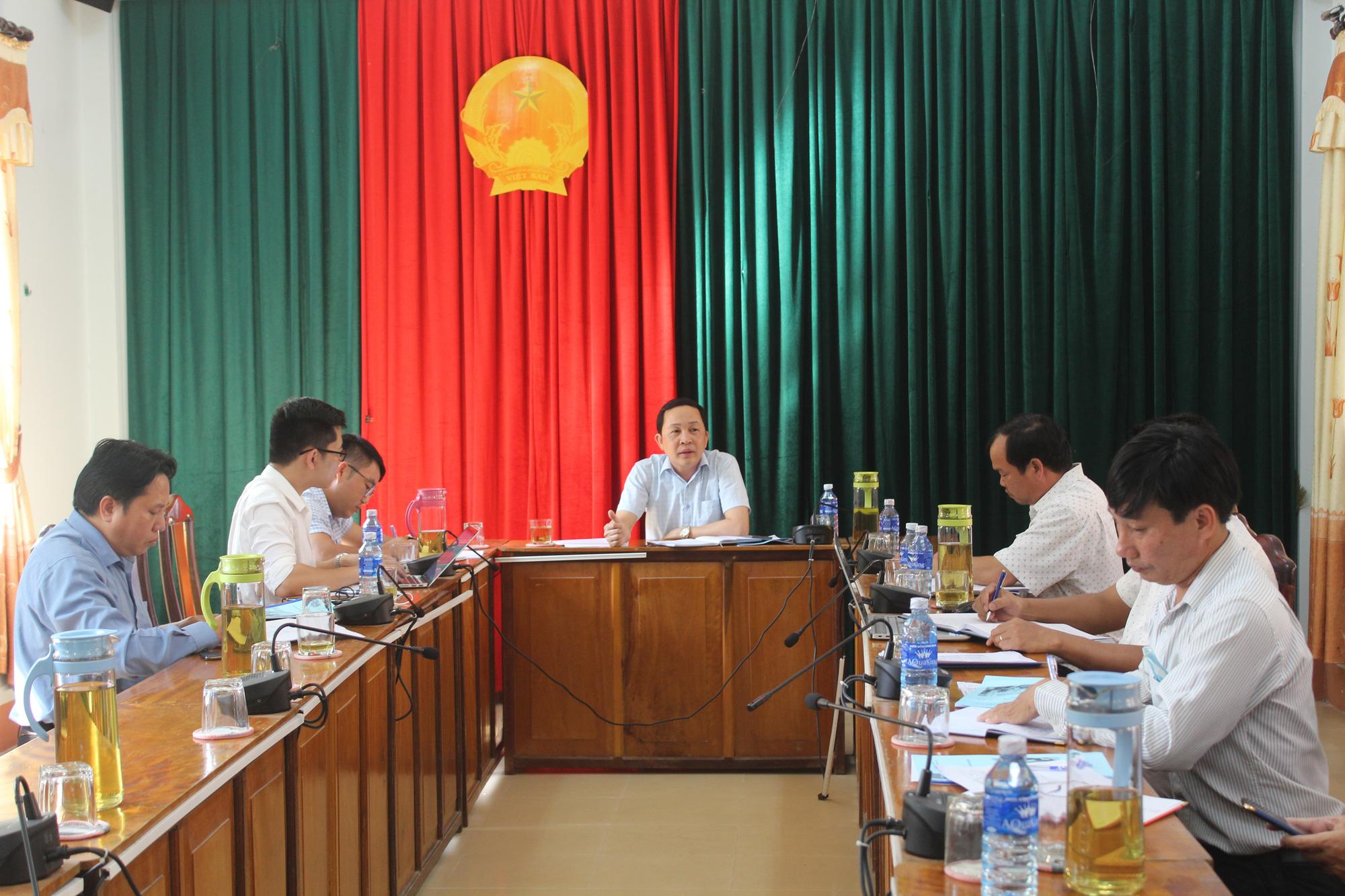 Quảng Nam: Các huyện miền núi gặp khó khăn trong việc xây dựng chính quyền điện tử - Ảnh 2.