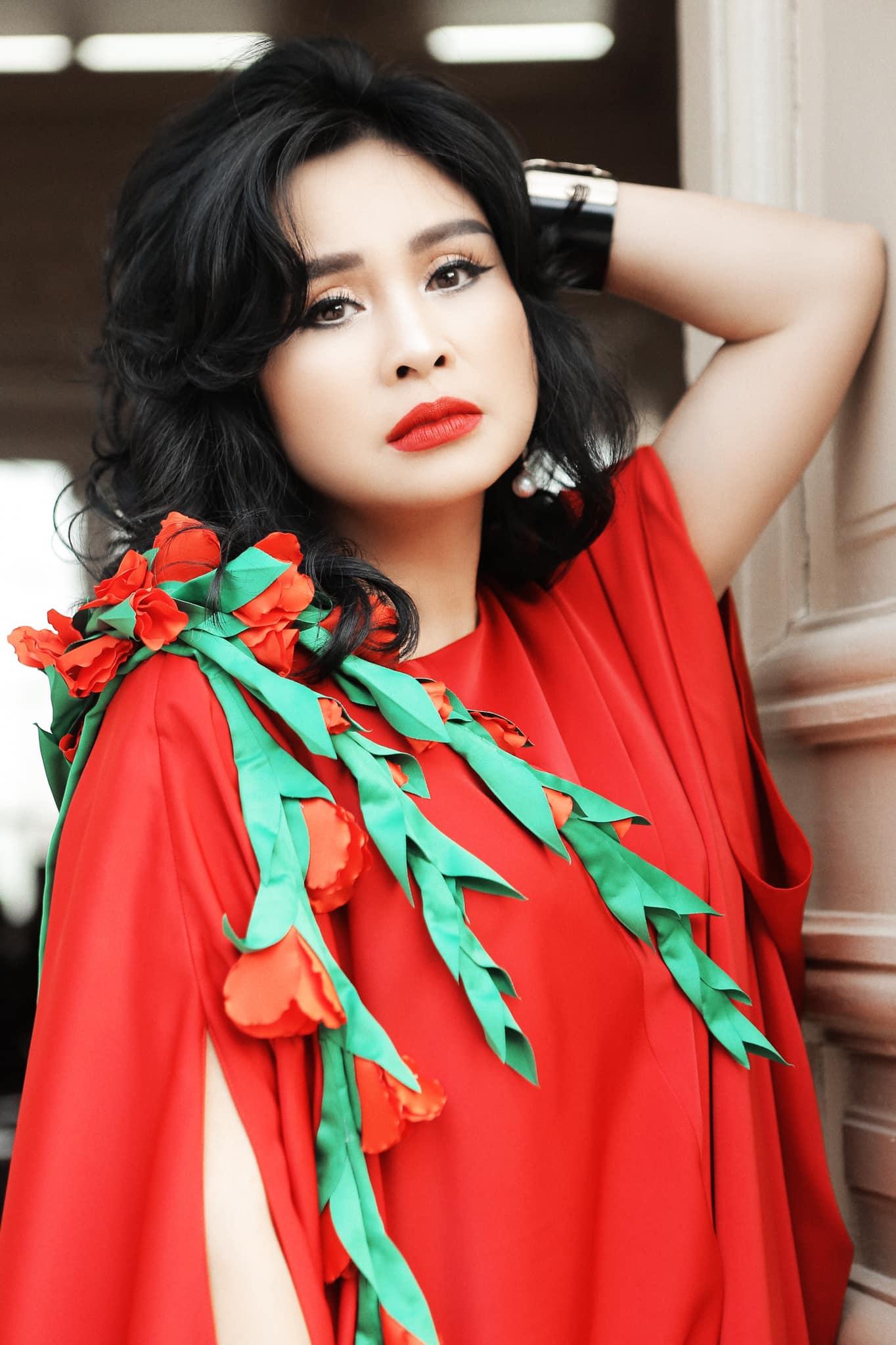 Đông đảo nghệ sĩ gửi lời chúc mừng sinh nhật lần thứ 11 của báo Dân Việt - Ảnh 3.