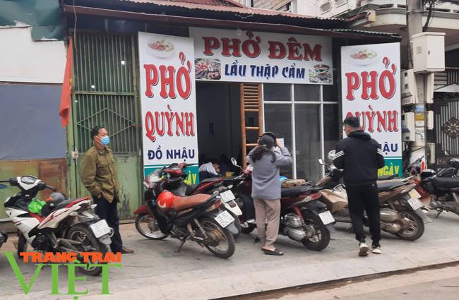 Sơn La cho hoạt động trở lại quán ăn sáng, quán cafe... - Ảnh 1.