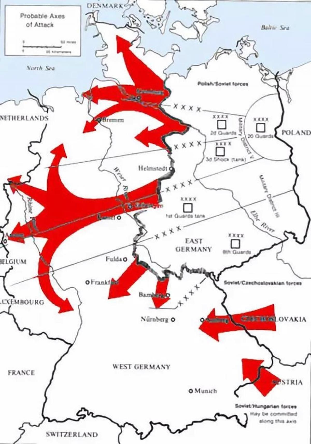 Liên Xô từng lên kế hoạch và tập trận đè bẹp NATO trong 1 tuần - Ảnh 2.