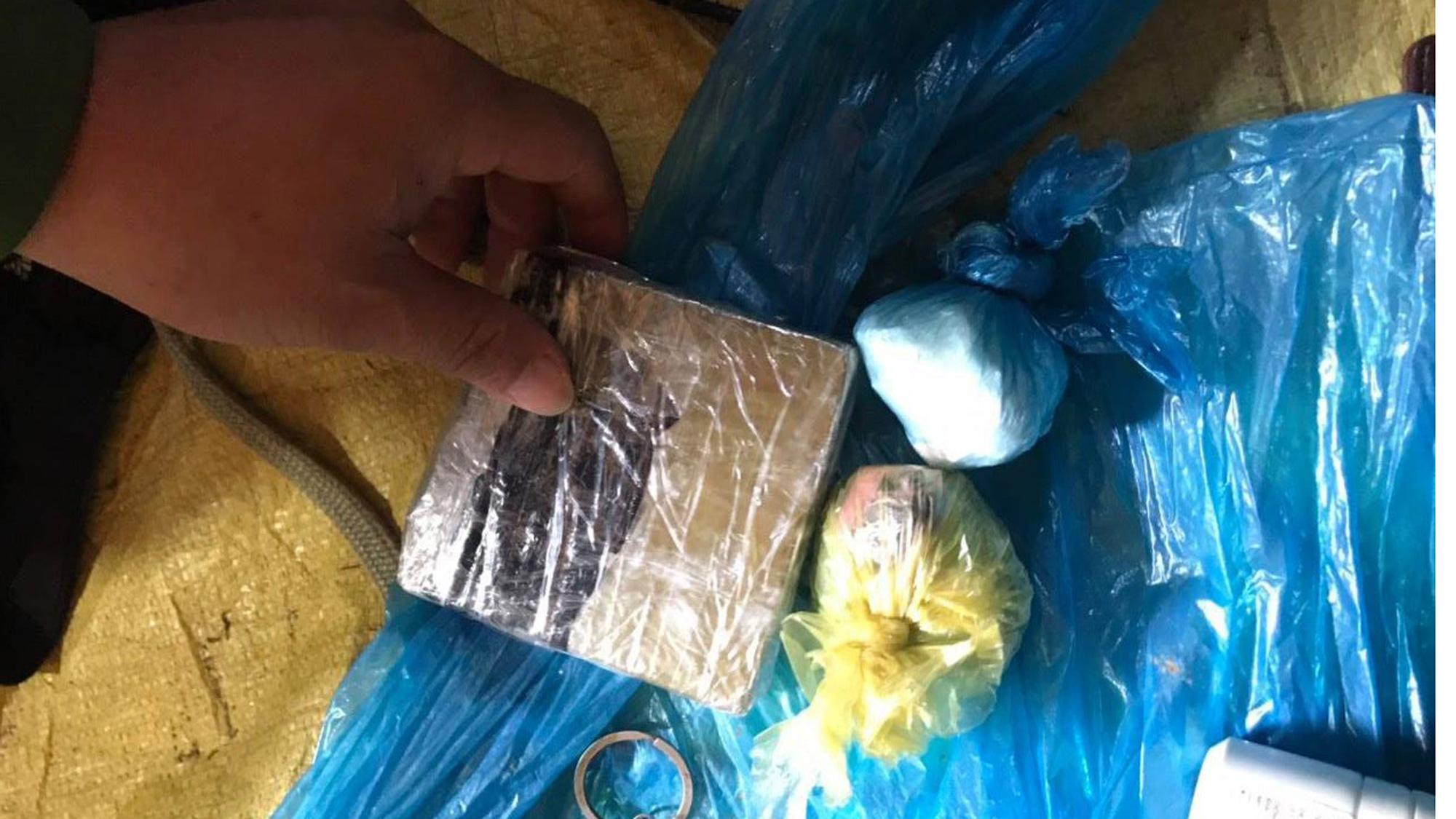Đắk Nông: Bắt đôi nam nữ mua bán trái phép chất ma túy - Ảnh 1.