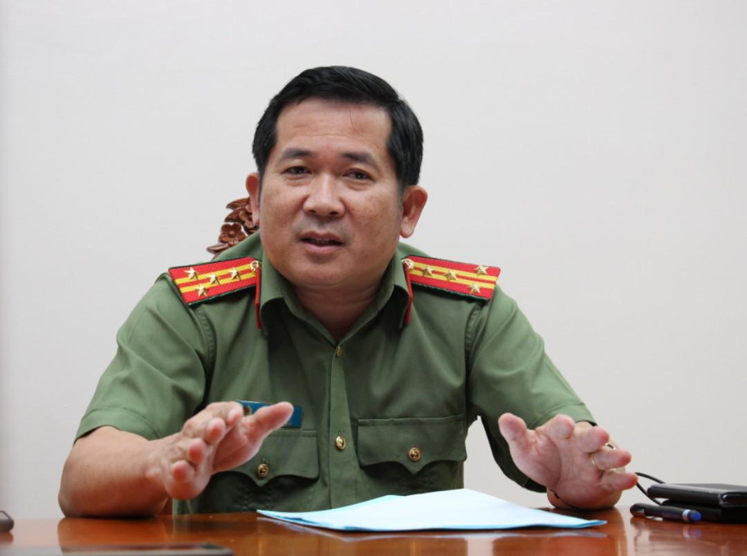 """Giám đốc Công an tỉnh An Giang nói về chuyên án phá vụ đánh bạc """"khủng"""" lên đến hàng trăm tỷ đồng - Ảnh 1."""