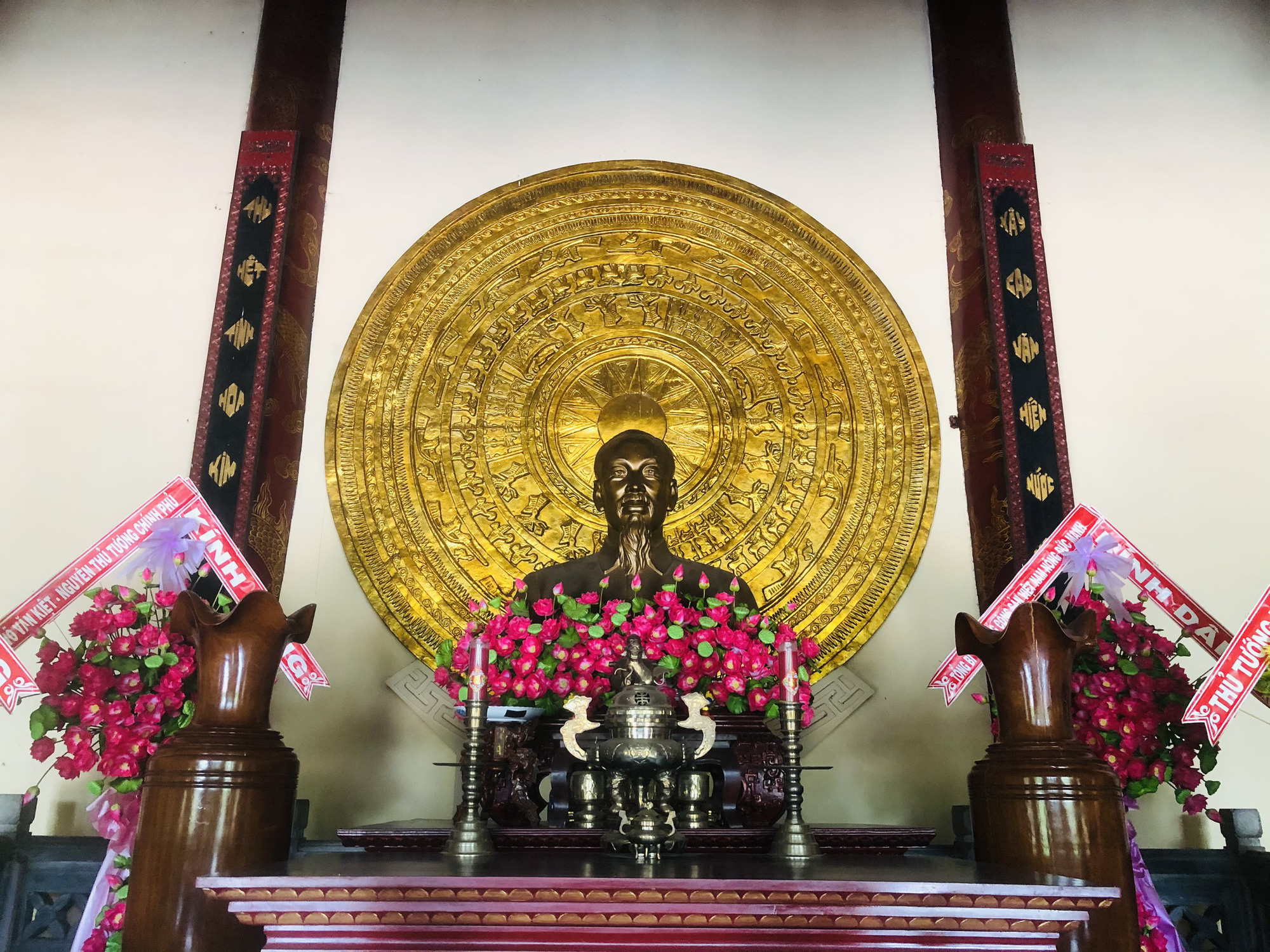 Văn miếu đầu tiên của miền Nam, nơi lưu giữ truyền thống văn hoá - giáo dục đất Biên Hoà - Ảnh 7.