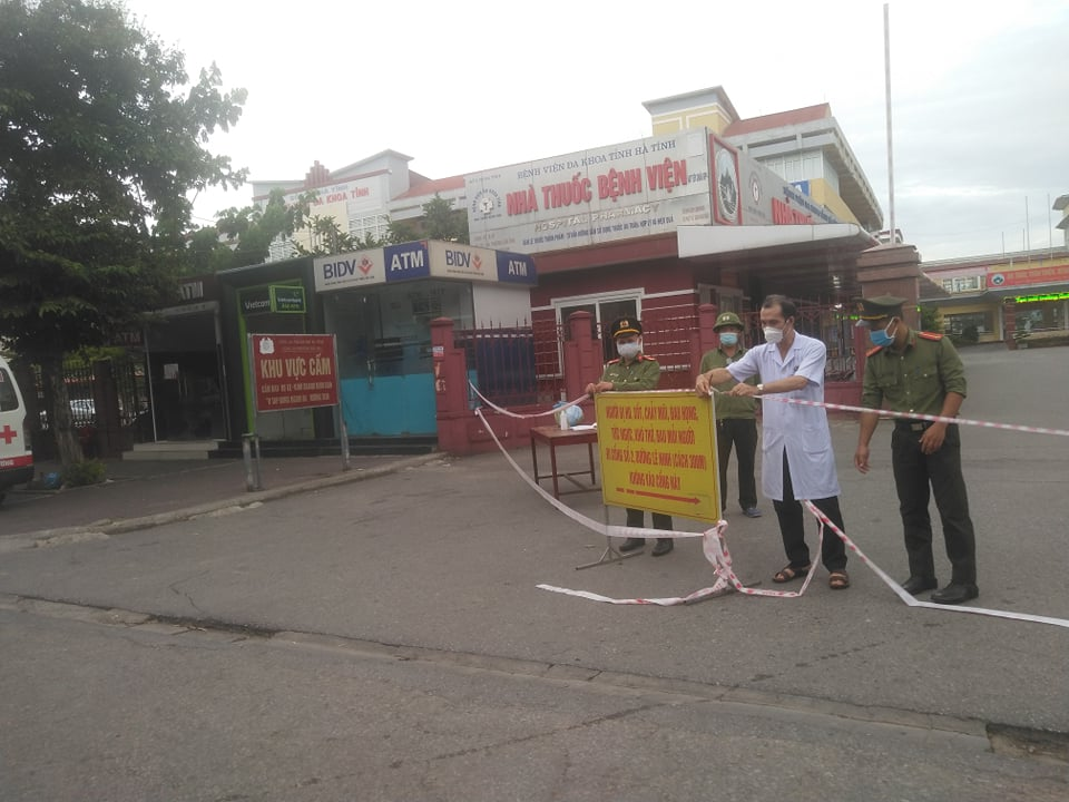 Hà Tĩnh: Bệnh viện Đa khoa tỉnh hoạt động trở lại sau thời gian tạm dừng hoạt động - Ảnh 2.