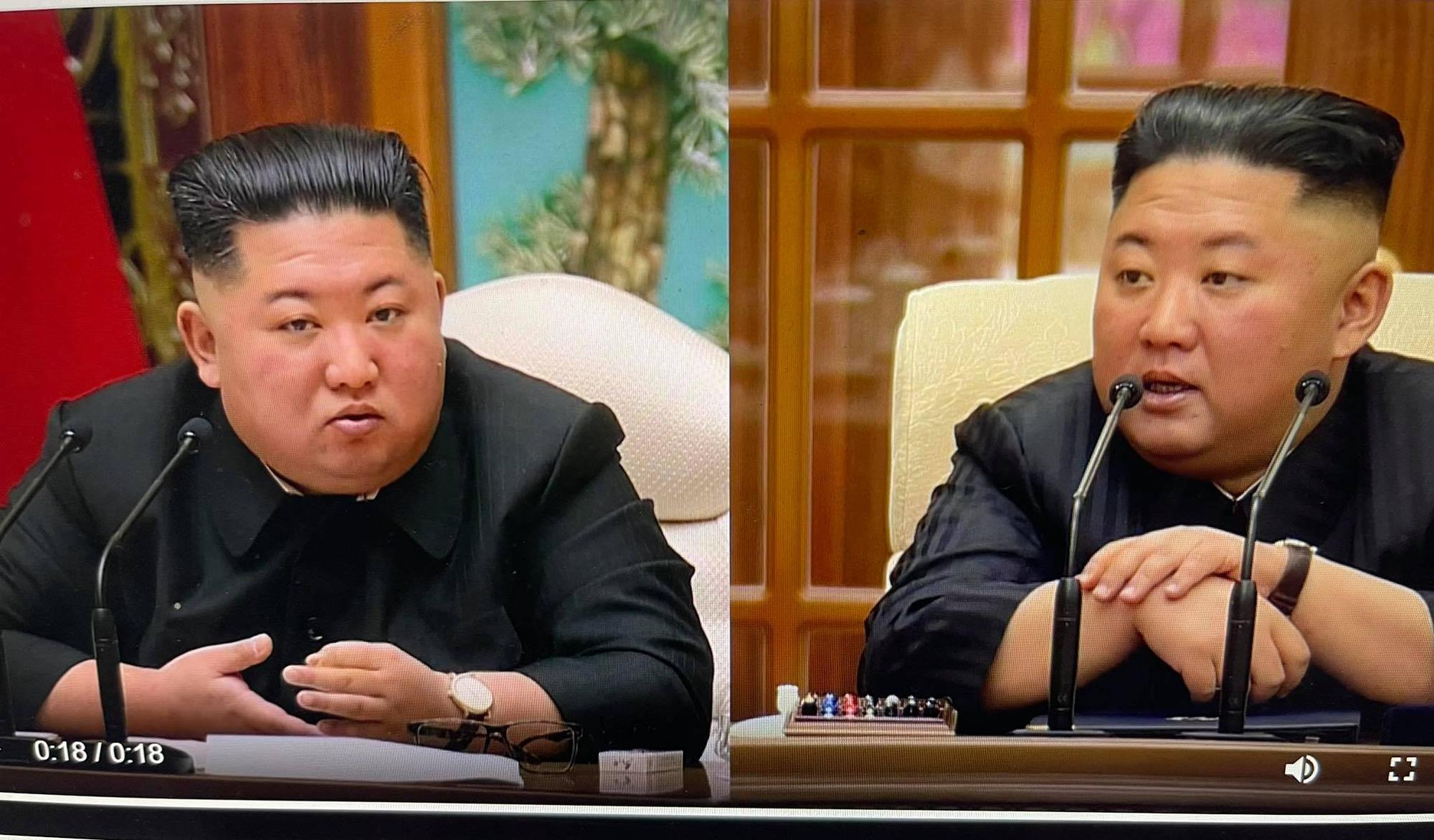 Hình dáng bất ngờ của Kim Jong Un gây chú ý giới tình báo - Ảnh 3.