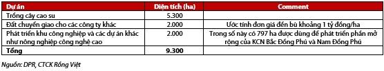 VDSC: Cao su Đồng Phú có thể lãi trên 410 tỷ đồng năm 2021 nhờ tiền đền bù đất  - Ảnh 2.