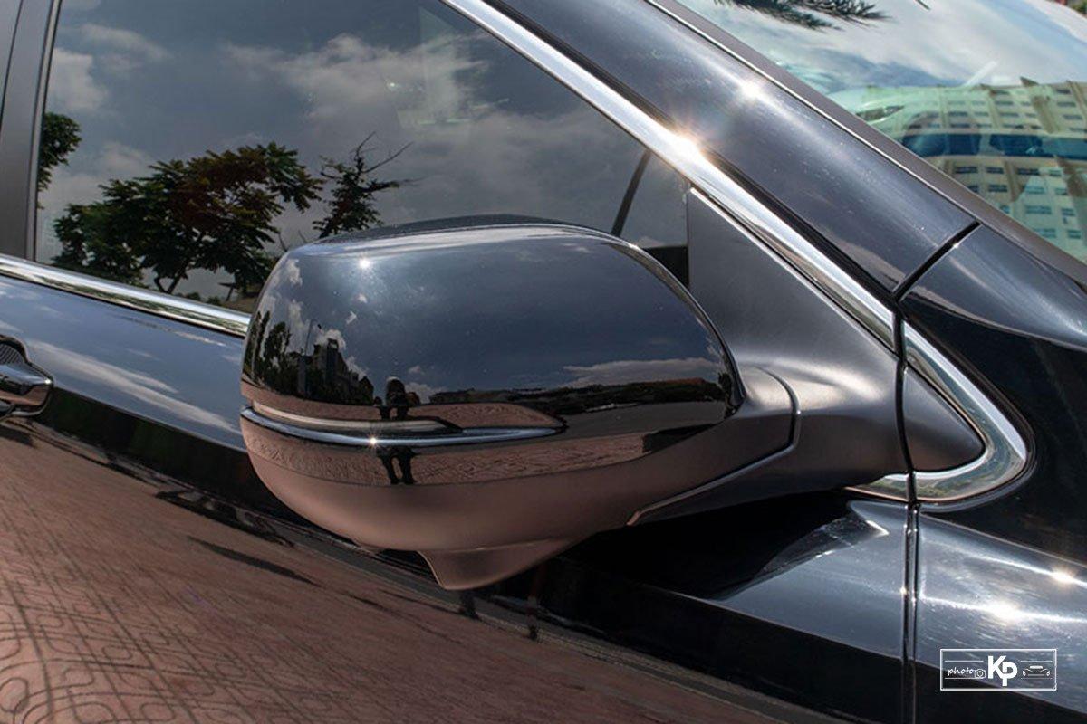 Người dùng đánh giá xe Honda CR-V 2021 a7