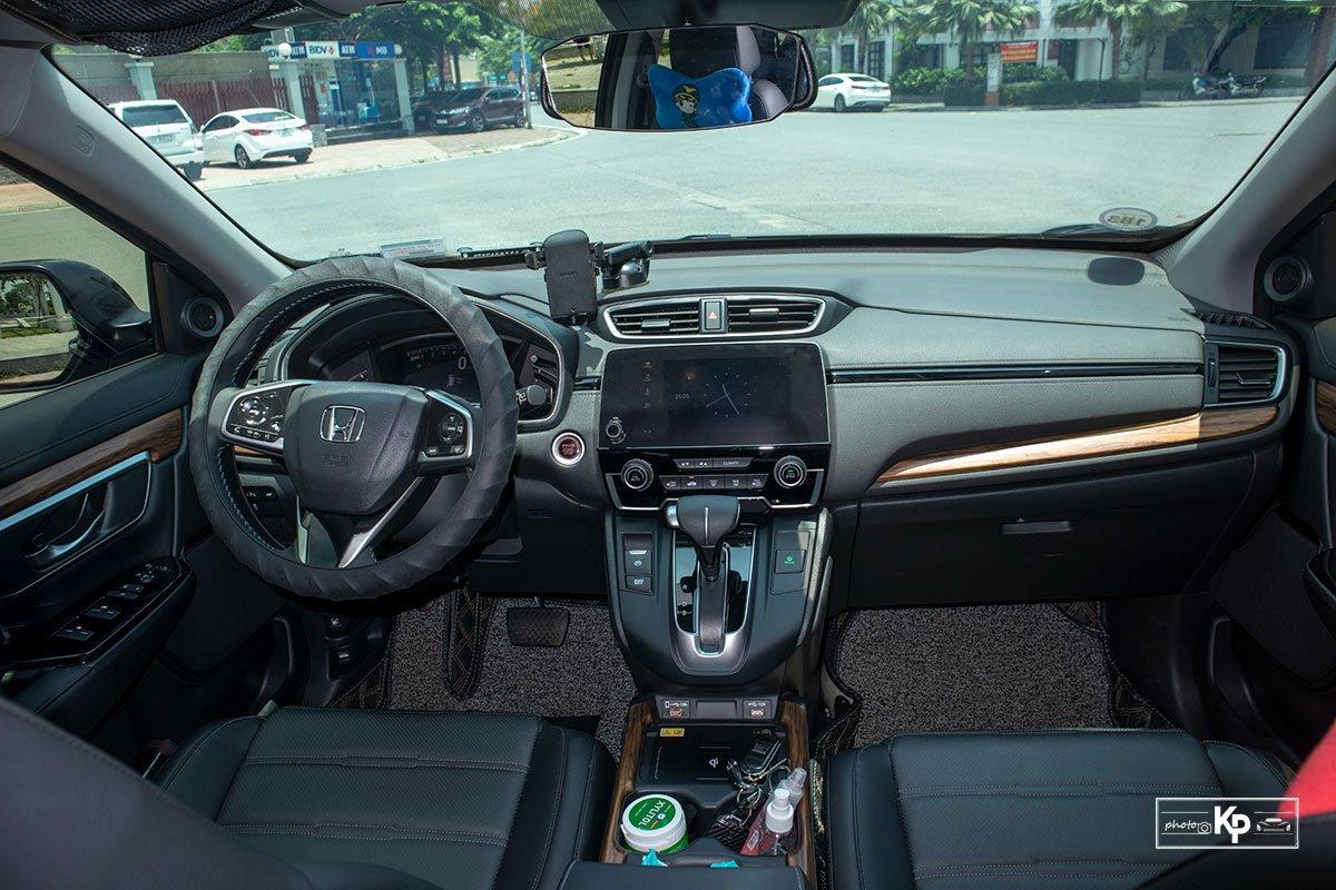 Chủ xe Honda CR-V 2021 đánh giá thẳng thật sau khi chạy hơn 3000 km - Ảnh 7.