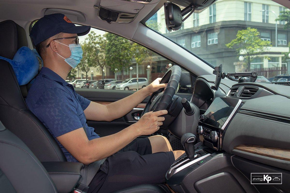 Chủ xe Honda CR-V 2021 đánh giá thẳng thật sau khi chạy hơn 3000 km - Ảnh 6.