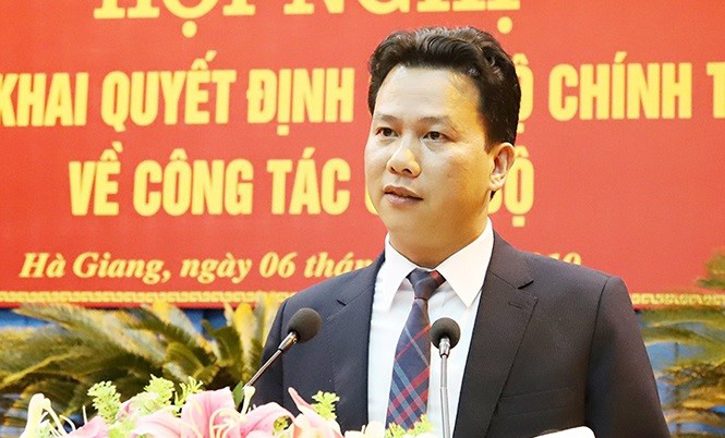 3 Bí thư Tỉnh ủy trẻ nhất nước trúng cử Đại biểu Quốc hội khóa XV - Ảnh 2.