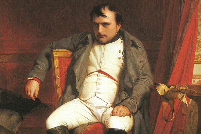 Bức thư tiết lộ những năm cuối đời đầy đau đớn của Napoléon - Ảnh 1.