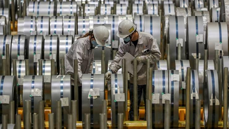 """Doanh nghiệp Trung Quốc """"càng sản xuất càng lỗ"""" khi giá sản xuất tăng vùn vụt - Ảnh 1."""