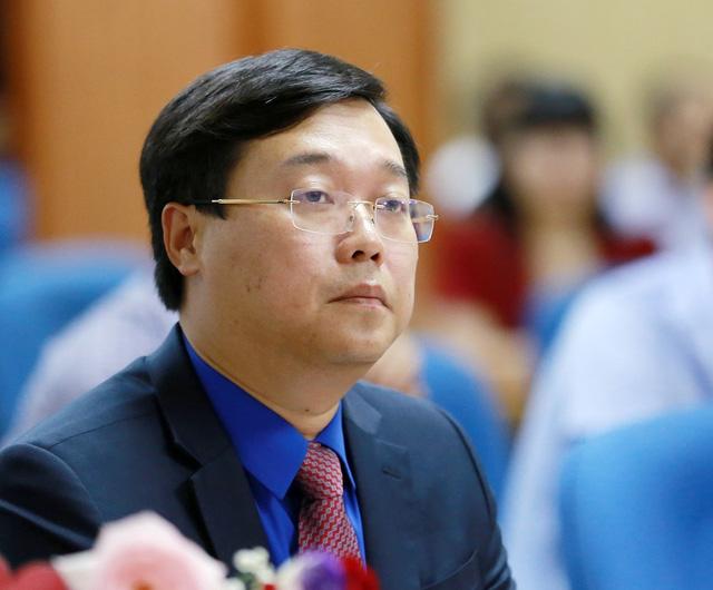 3 Bí thư Tỉnh ủy trẻ nhất nước trúng cử Đại biểu Quốc hội khóa XV - Ảnh 1.