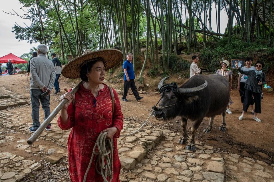 Người Trung Quốc đổ xô đi chụp ảnh nông thôn - Ảnh 4.