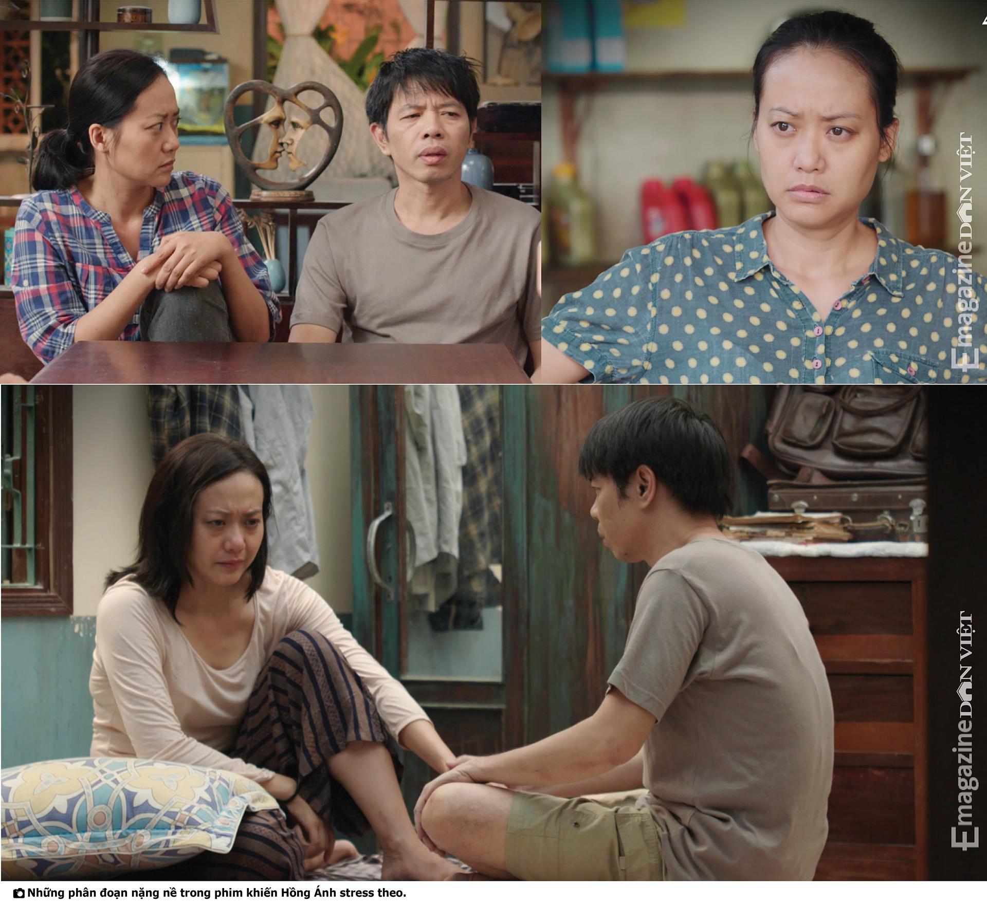 Diễn viên – đạo diễn Hồng Ánh: Tôi có cuộc sống khác biệt với số đông nhưng hạnh phúc theo cách riêng - Ảnh 6.