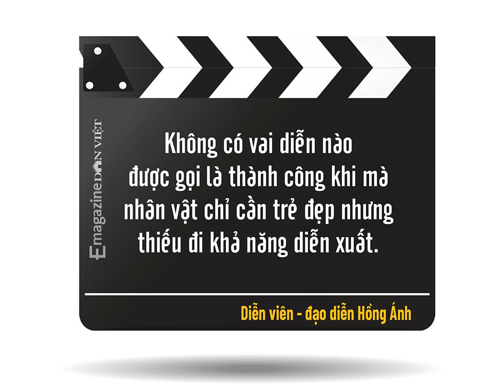 Diễn viên – đạo diễn Hồng Ánh: Tôi có cuộc sống khác biệt với số đông nhưng hạnh phúc theo cách riêng - Ảnh 9.
