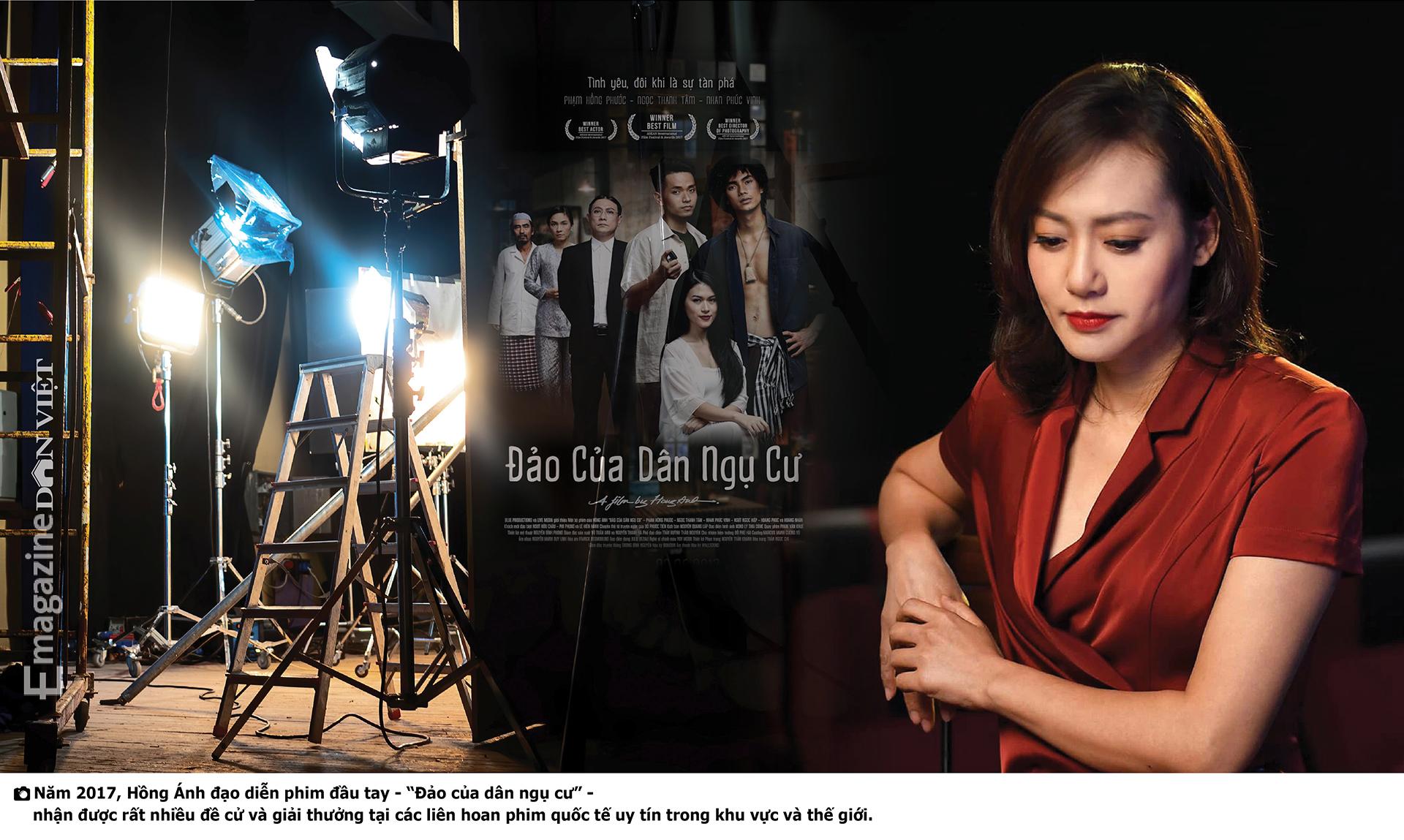 Diễn viên – đạo diễn Hồng Ánh: Tôi có cuộc sống khác biệt với số đông nhưng hạnh phúc theo cách riêng - Ảnh 12.