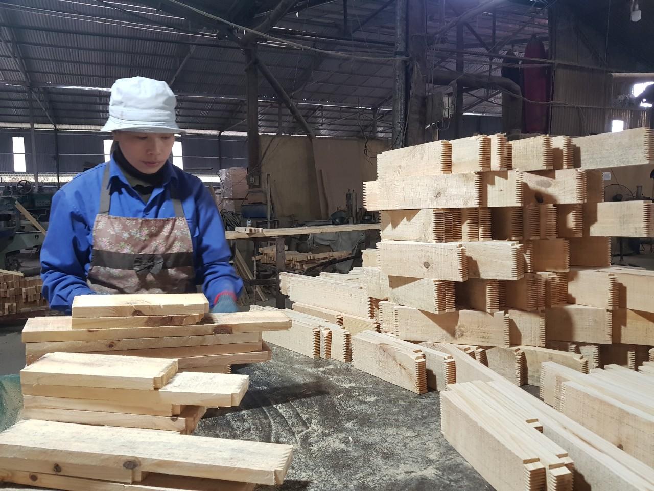 Xuất khẩu gỗ - Ảnh 2.