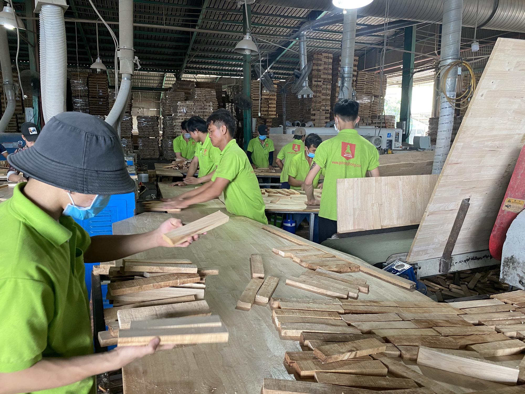 Xuất khẩu gỗ - Ảnh 1.