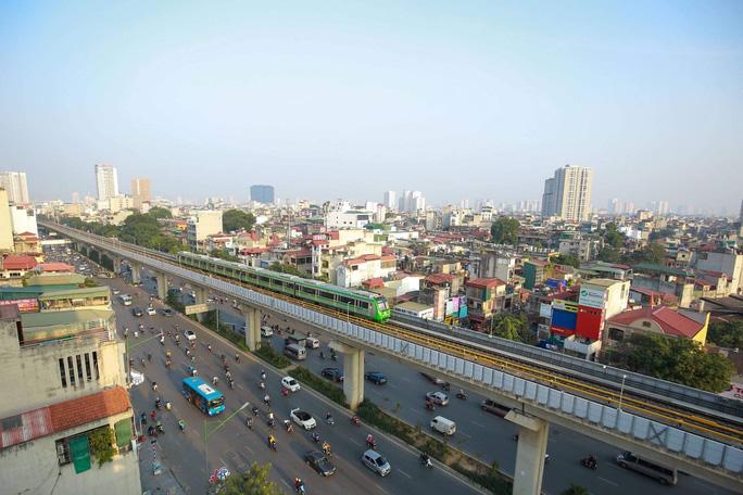 """Đường sắt Cát Linh - Hà Đông ngốn"""" thêm hơn 7,8 triệu USD, vì sao chưa vận hành? - Ảnh 1."""