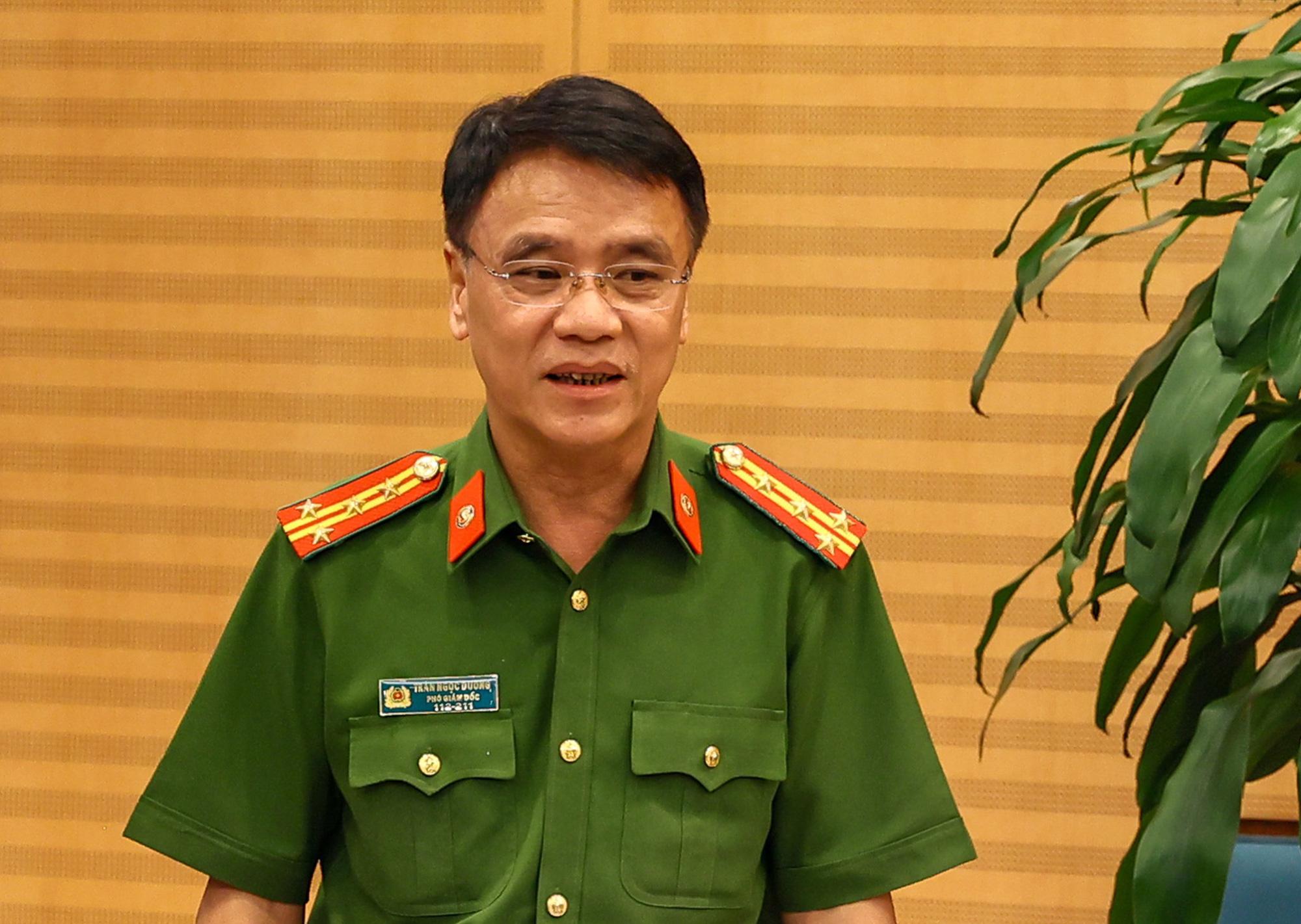 Hà Nội thông tin về việc lập 22 chốt kiểm soát người và phương tiện ở cửa ngõ ra vào Thủ đô - Ảnh 2.