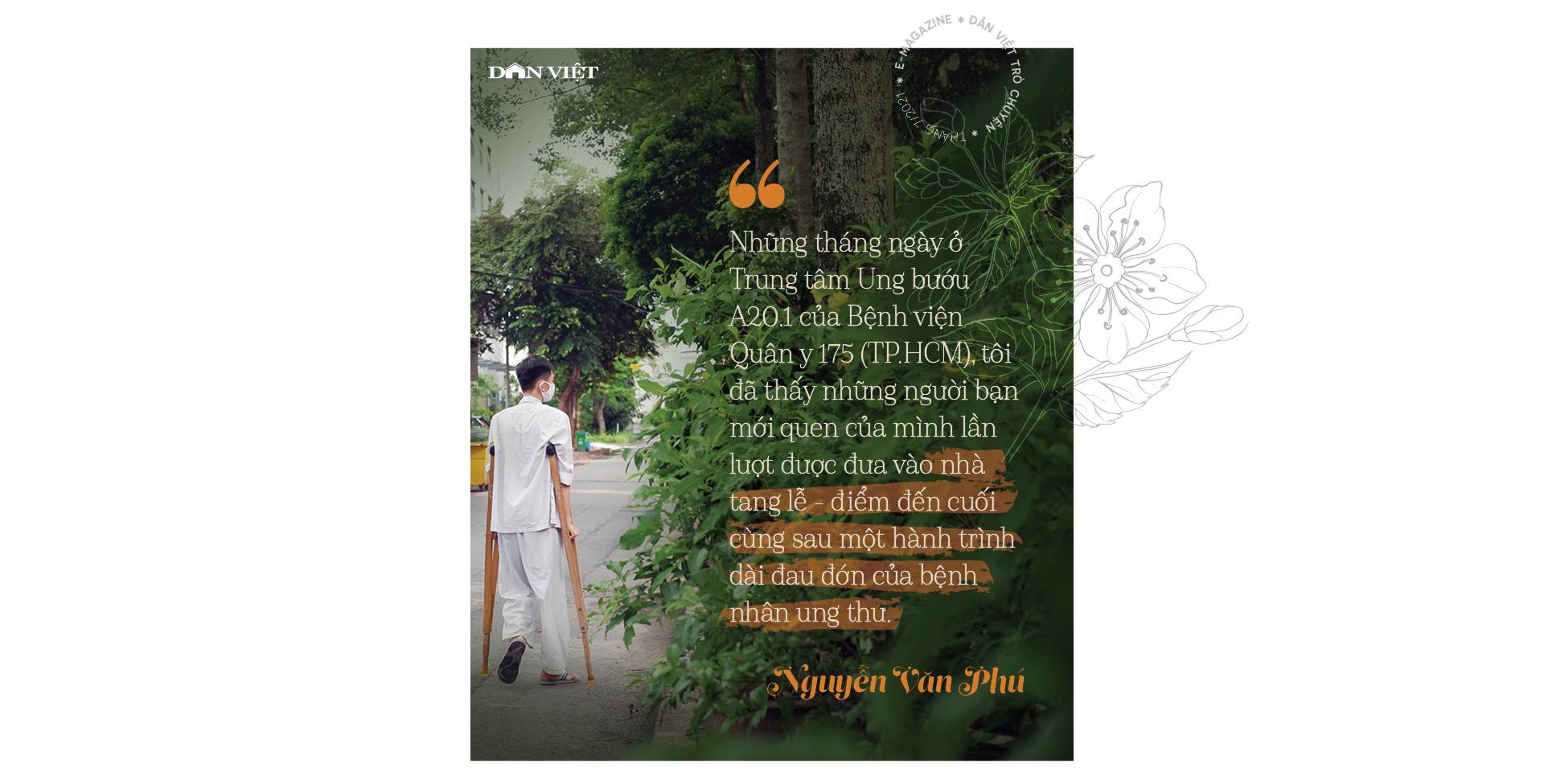 """Nguyễn Văn Phú – tác giả cuốn sách """"Bạn sinh ra để sống"""": """"Với tôi, ung thư là một món quà""""  - Ảnh 4."""