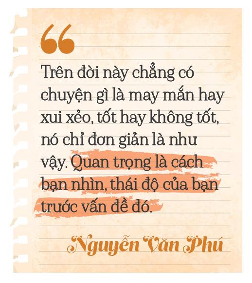 """Nguyễn Văn Phú – tác giả cuốn sách """"Bạn sinh ra để sống"""": """"Với tôi, ung thư là một món quà""""  - Ảnh 5."""