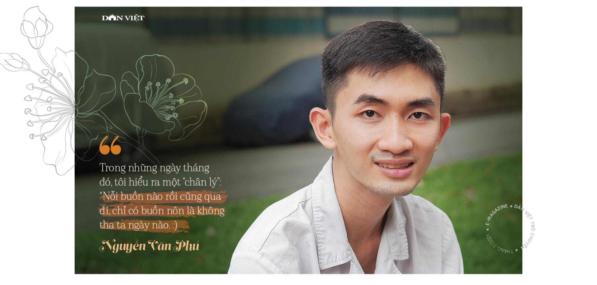 """Nguyễn Văn Phú – tác giả cuốn sách """"Bạn sinh ra để sống"""": """"Với tôi, ung thư là một món quà""""  - Ảnh 7."""